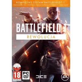 Gra PC Battlefield 1 Rewolucja