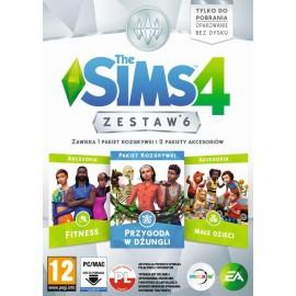 Gra Pc The Sims 4 Zestaw 6