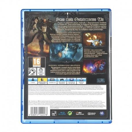 Gra PS4 Diablo 3 Ultimate Evil Edition PL