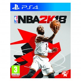 Gra Ps4 Nba 2k18