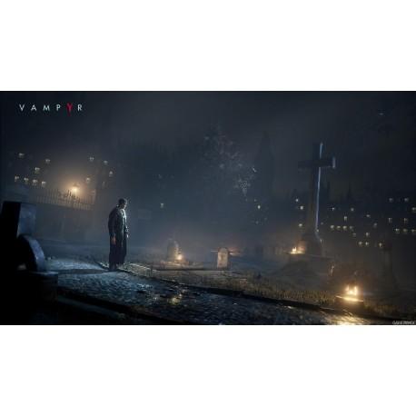 Gra Xbox One Vampyr