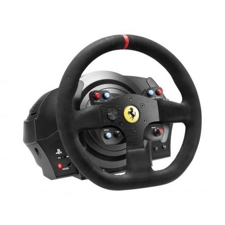 Kierownica THRUSTMASTER 4160652 ( PS3 PS4 PC - D-Pad Force Feedback podstawa z pedałami łopatki do zmiany biegów )