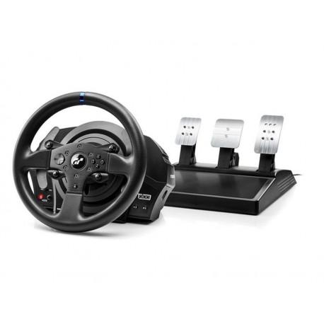 Kierownica THRUSTMASTER 4160681 ( PS3 PS4 PC - D-Pad Force Feedback podstawa z pedałami łopatki do zmiany biegów )