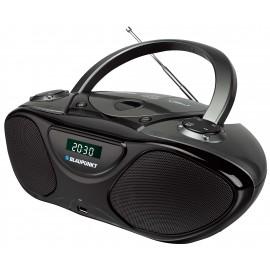 Radioodtwarzacz Blaupunkt BB14BK (CD MP3 USB Black)
