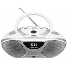 Radioodtwarzacz Blaupunkt BB14WH (CD MP3 USB White)